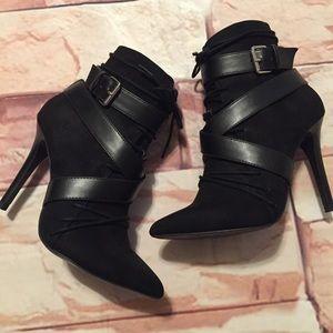 Zara High Heel Ankle Boot